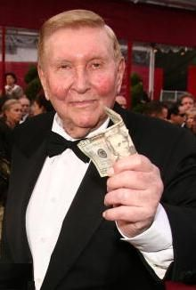 Sumner Redstone Money
