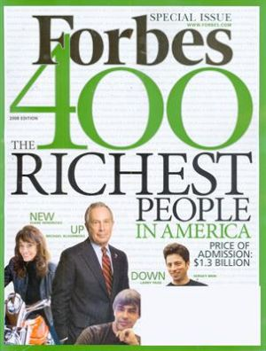 Forbes 400 Richest People