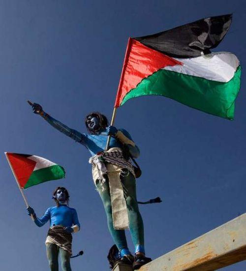 Palestinian Avatar